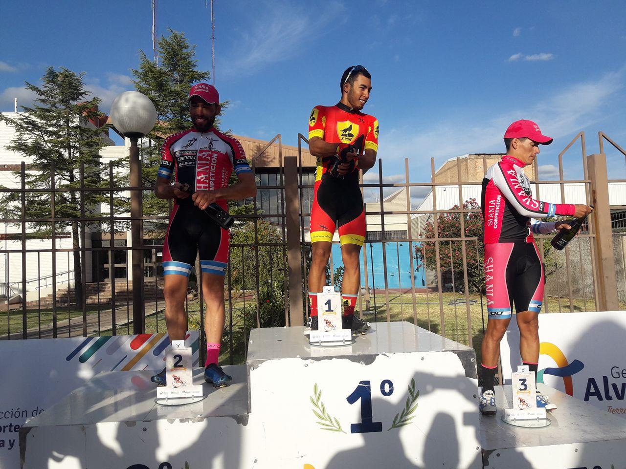 Nahuel D´Aquila ganó la etapa y Marcos Crespo es nuevo líder - Radio ...